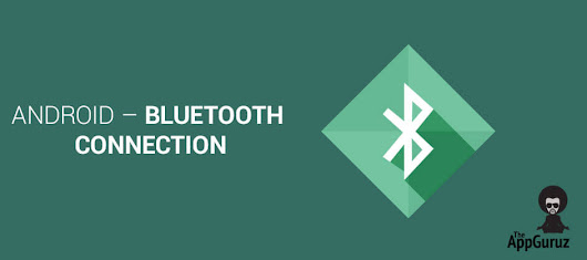 #Android #Bluetooth Connection #Demo
