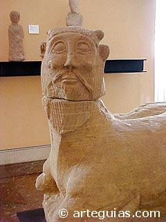 Arte ibérico: Bicha de Balazote (Museo Arqueológico Nacional)
