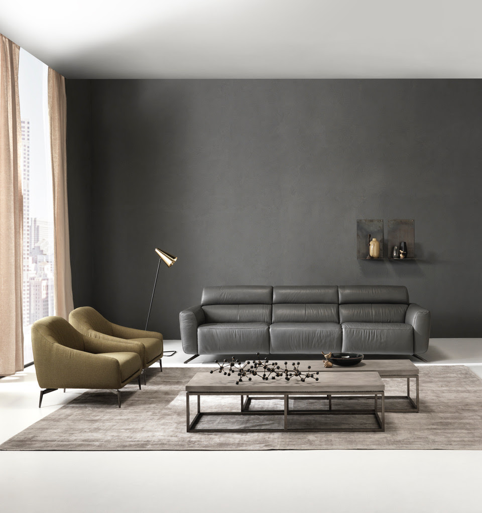 Icaro Scandinavian Design Leather Gallery