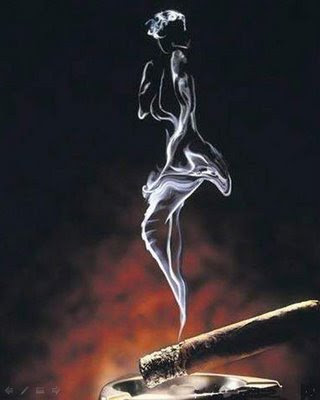 lady-in-smoke-illusion