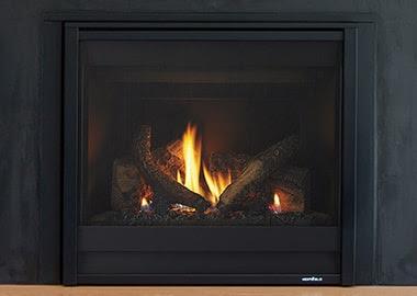 Slimline Series Gas Fireplace Heat Glo