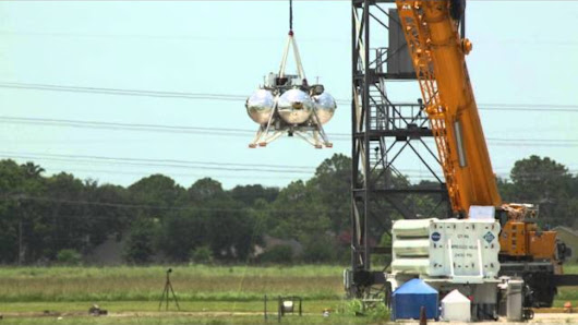 NASA's latest Morpheus test proves it's got some catching up to do