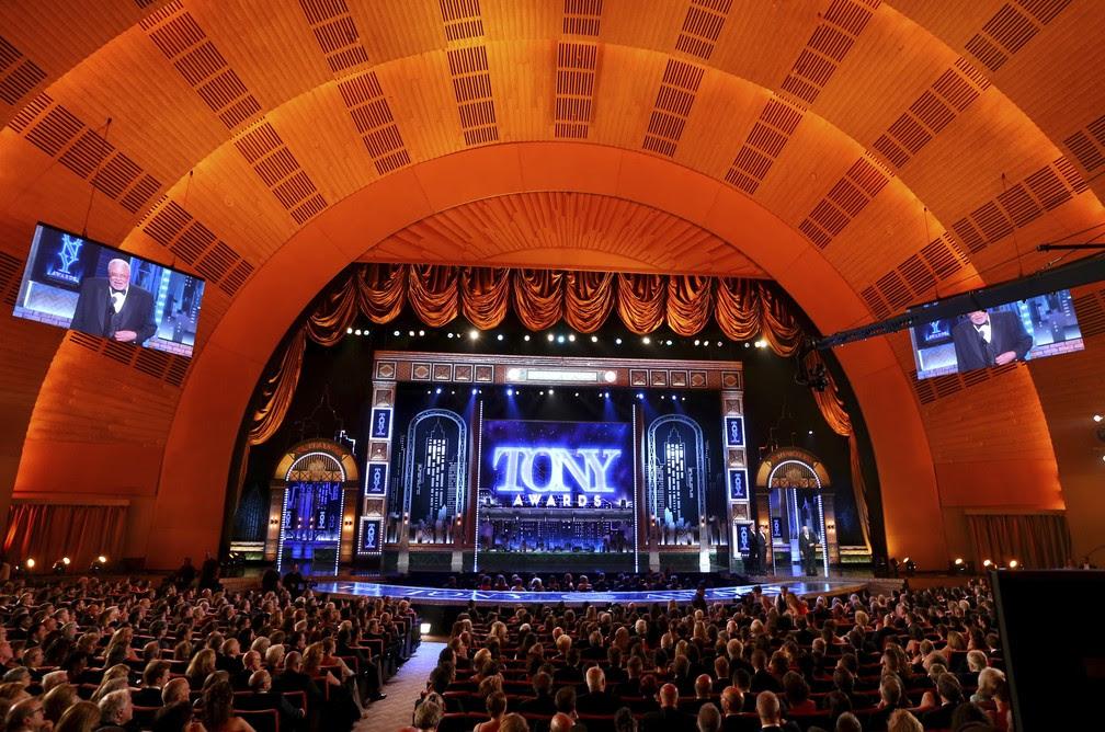 Tony Awards 2017 (Foto: Michael Zorn/Invision/AP)