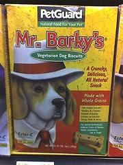 Mr. Barky