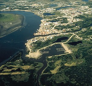 Aerial view of .