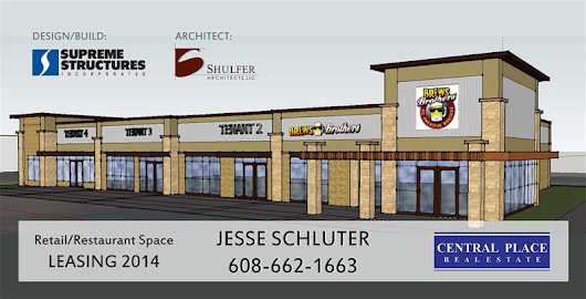 Build to suit in Waunakee, WI - Restaurant and Retail Space for Lease