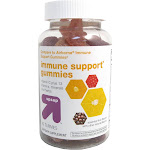 Immunity Support Dietary Supplement Gummy - Assorted Fruit - 42ct - Up&Up , Adult Unisex