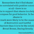 Shame: What Is It and How to Combat It - The Snowball Effect
