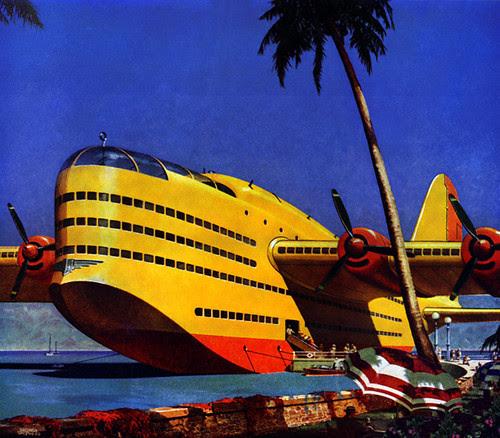 Navio Voador