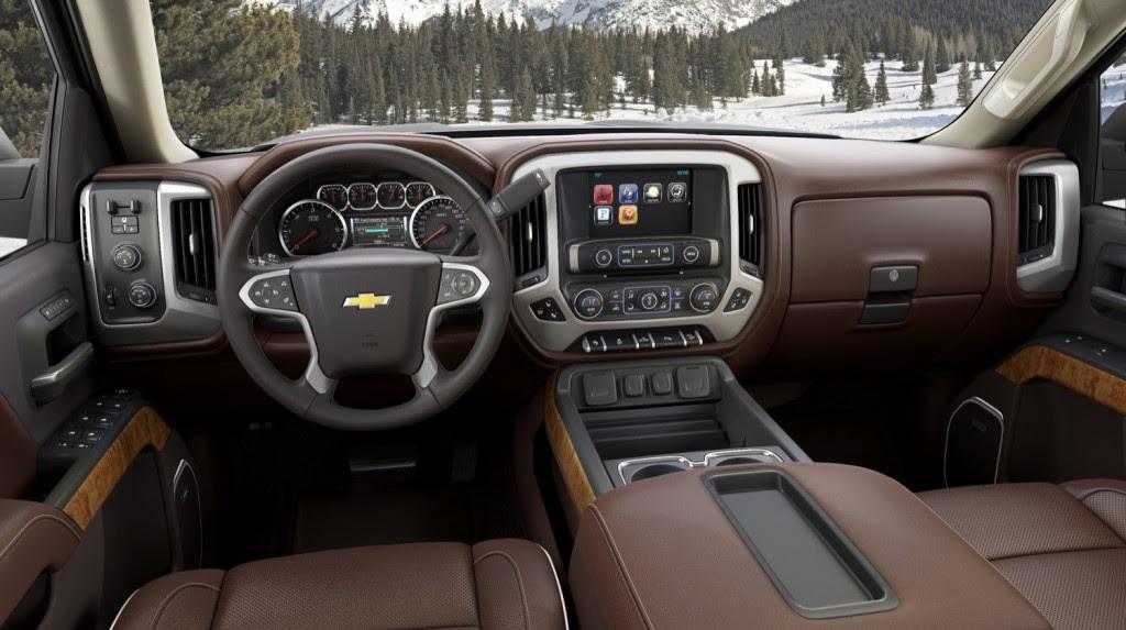 2017 Silverado 1500 Technology Information | GM Authority