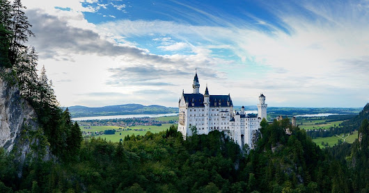 The Most Instagrammed Castles in Germany & How to Visit Them by Train for Less Than $400