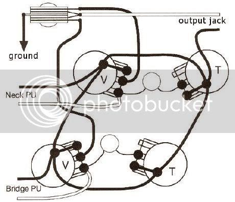 gibson paul junior junior single pickup wiring schema blogs. Black Bedroom Furniture Sets. Home Design Ideas