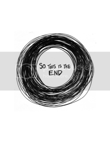 So This is the End by Alexandra Franzen