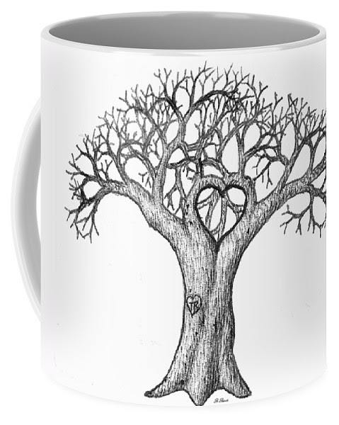 Love Tree Coffee Mug