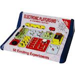 Elenco - 50-in-1 Electronic Playground
