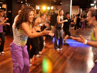 Try Zumba for health