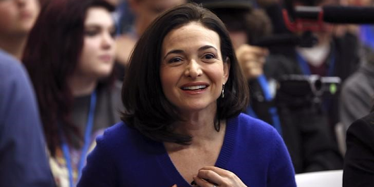 Sheryl Sandberg explains how Facebook got more small businesses to buy ads