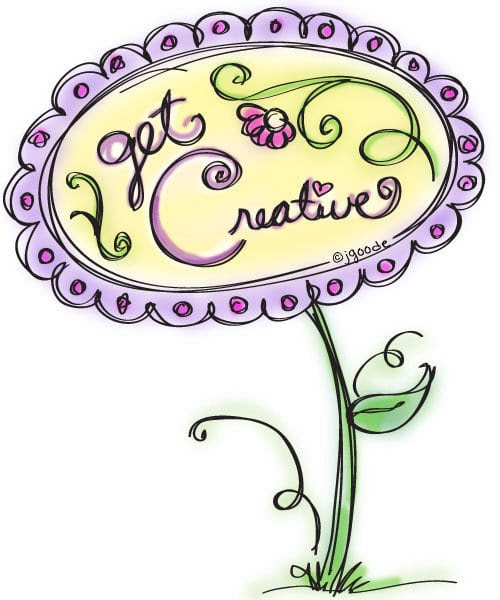 Get Creative by Jen Goode