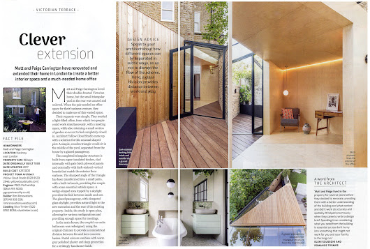 Article on Grand Designs Magazine | Architecture & Design in Hackney