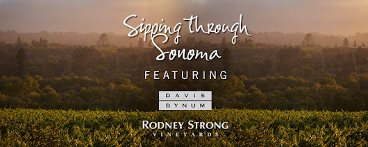 Sipping Through Sonoma Wine Feature - Ruth's Chris Steak House