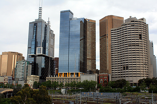 Melbourne Cbd Buildings Photo