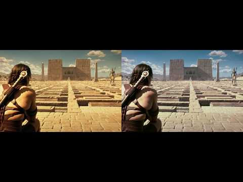 Regraded 09 - Gods of Egypt
