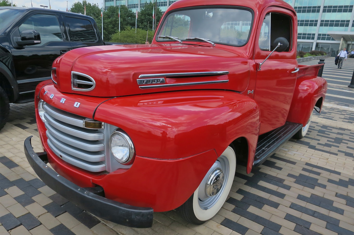 1950 Ford F-1 Truck Review: Rolling the OG F-Series ...