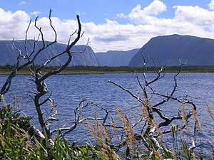 Gros Morne National Park, Western Brook Pond
