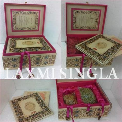 Traditional Wedding Cards at Rs 900 /piece(s)   ????? ??