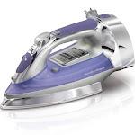 Hamilton Beach 14956 Steam Iron - Silver/Blue