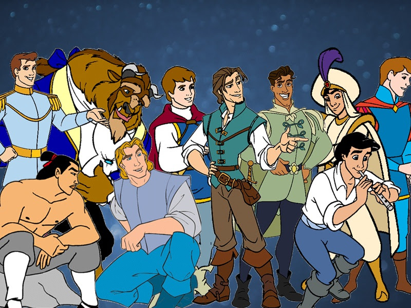 Gay Forums - All Things Gay - Your disney Prince - RealJock
