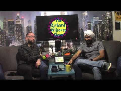 Transitions and Transformation with The Richard Wilmore Show - S3E3 Comedian Tanveer Arora