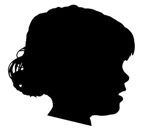 eva silhouette