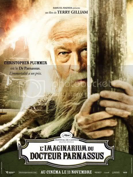 The Imaginarium of Doctor Parnassus Parnassus - O Homem que Queria Enganar o Diabo