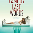 Book Hooked                                                                             Reviews: Famous Last Words