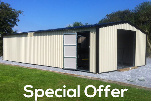 Finnish Sheds | Steel Sheds | Steel Garages | Workshops