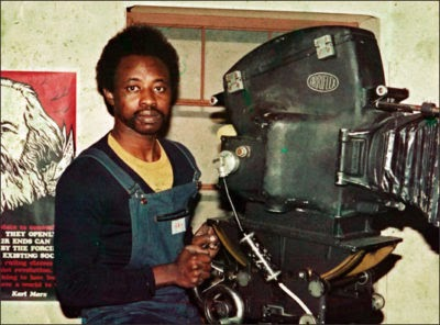 From Cameraman To Oscar Juror: How Tunde Kelani Changed Nollywood