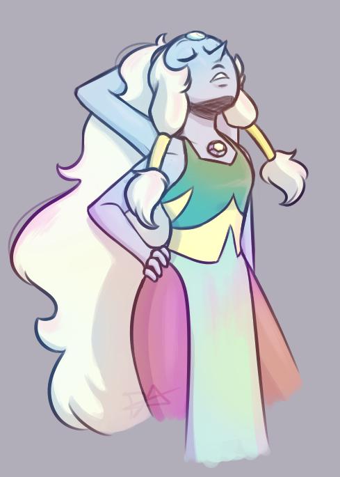 bring back opal - - - - Steven Universe © Rebecca Sugar