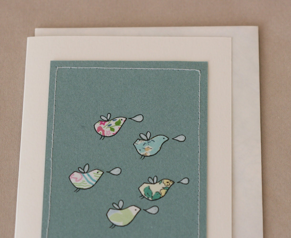 Finchlings Gift Card - Teal