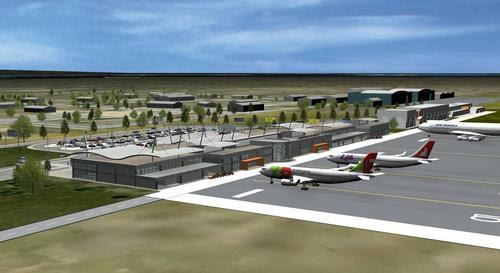 Nacala Airport, Mozambique