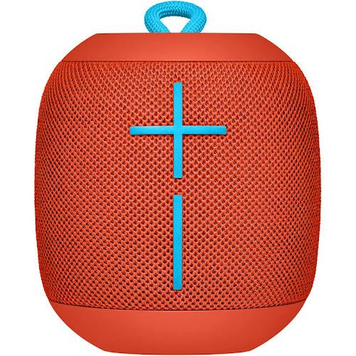 Ultimate Ears WONDERBOOM Portable Speaker - Wireless - Red