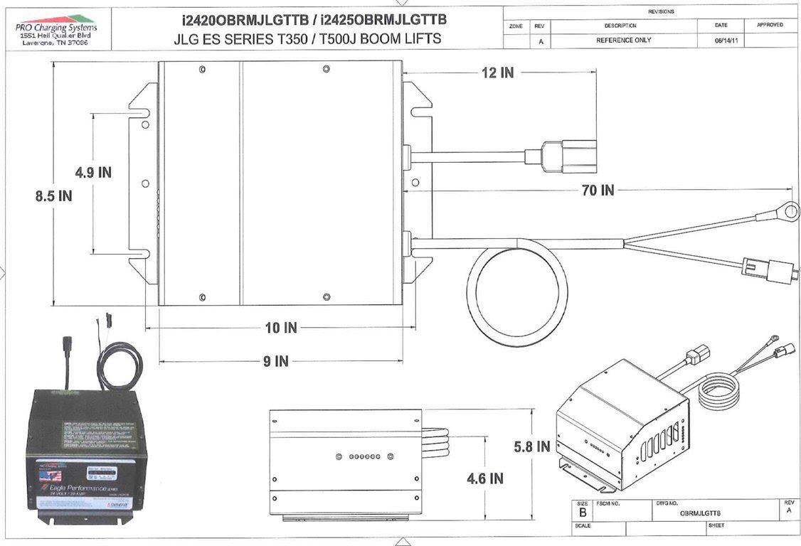 jlg scissor lift wiring diagram image 5