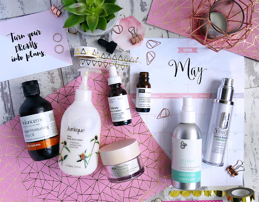Product Empties May 2018 - Let's talk beauty