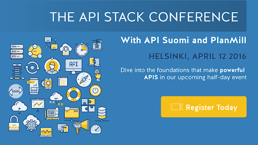 Speaker Lineup Update: API Stack Conference
