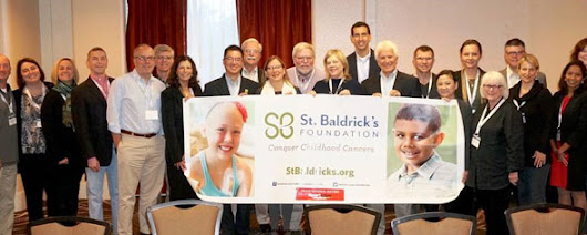 A 'Meeting of the Minds' to Look to the Future for Kids With Cancer | St. Baldrick's Blog | Childhood Cancer Stories & Research