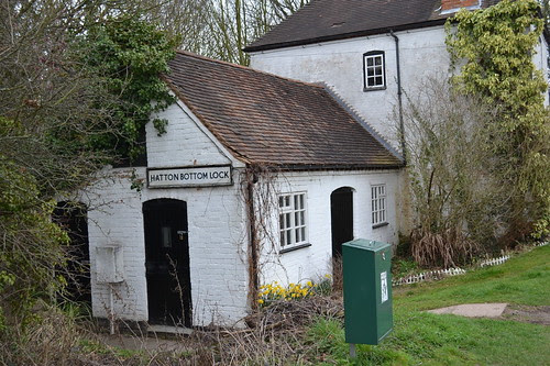 Hatton Bottom Lock Lock Keeper's Cottage