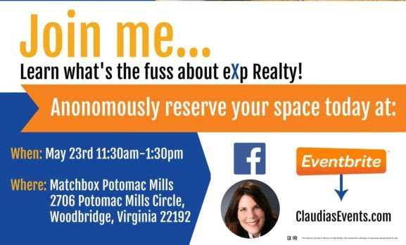 Did You Miss Our Exp Lunch And Learn In Woodbridge Va Claudia S
