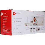Motorola MBP50-G2 Digital Video Baby Monitor with 5-Inch Color LCD Scr