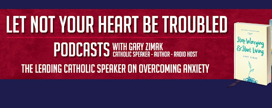 Gary Zimak is creating Catholic podcasts FOR WORRIERS! | Patreon