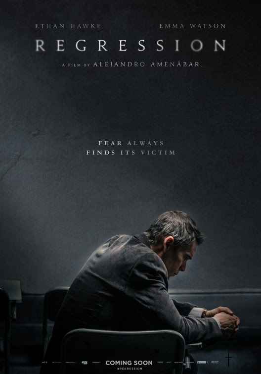 Risultati immagini per regression film poster